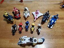 Mighty Morphin Power Rangers Hodge Podge Auction Part 3 Saba Sword,Thunder Bikes