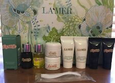 LA MER Deluxe Samples The Concentrate, Renewal Oil, Moisturizing Cream & More
