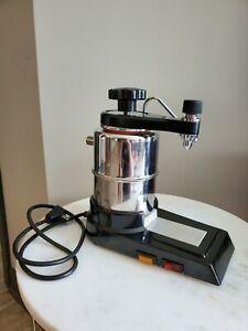 Electric Espresso Maker Machine CXE25 A INOX 18/8 Made in Italy