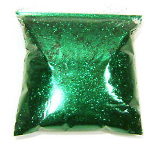 "9oz / 266ml Rich Emerald Green .015"" Metal Flake Auto Paint Additive - LF119"