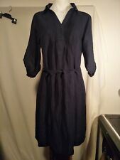 Colorado Ladies Dress in Navy Blue - Size 10 BNWTO