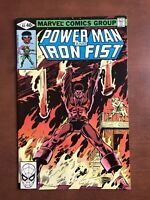 Power Man And Iron Fist #63 (1980) 7.5 VF Marvel Key Issue Bronze Age Comic Book