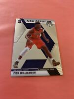 2019-20 Panini Mosaic 💥Zion Williamson Rookie💥 RC #269  New Orleans Pelicans
