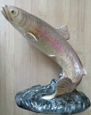 More details for beswick leaping trout figure 1032 by arthur grediton