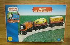 Thomas the Tank Engine & Friends Rusty with Construction Cars