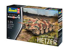 Revell 03272 - 1/35 WWII Dt. Jagdpanzer 38 (t) Hetzer - Neu