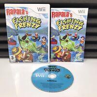 Rapala's Fishing Frenzy - Nintendo Wii Game