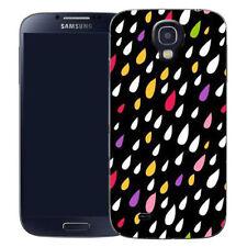 Étuis, housses et coques noirs Samsung Galaxy S4 Mini en silicone, caoutchouc, gel pour téléphone mobile et assistant personnel (PDA)