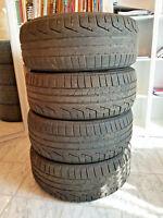 4-er Satz Winterreifen 245/55 R17 102V M + S Pirelli Sottozero Mercedes BMW Audi