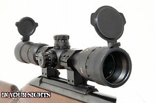 3-9x40 Rifle scope / Adjustable objective lens Air rifle scope / Rimfire scope