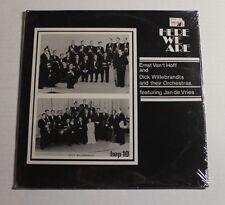 ERNST VAN'T HOFF & DICK WILLEBRANDTS Here We Are LP Hep Rec. HEP10 UK M 9F