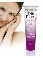Dermasilk Skin Perfect - New Packaging, Larger 6.5 oz size - Crepe-Paper Skin