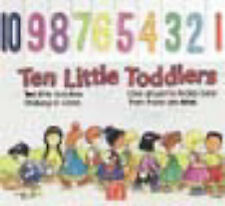 (Good)-Ten Little Toddlers (Board book)-Lonsdale, M.-1858544181