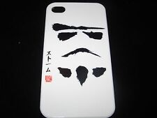 Storm Trooper Hard Cover Case for iPhone 4  4s Star Wars Storm Trooper Case