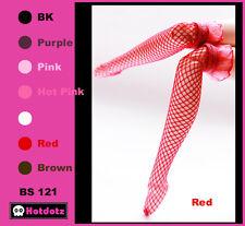 Custom Stockings For Blythe/Pullip/Monster High/Lalaloopsy/Hujoo/Dal - BS121,Red