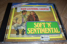 Reader's Digest CD Soft 'N' Sentimental Easy Listening Country Ronnie Milsap etc