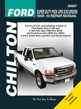 Repair manuals literature for ford f 350 ebay 1999 2010 ford f250 f350 powerstroke sd repair service workshop manual book 8884 freerunsca Images