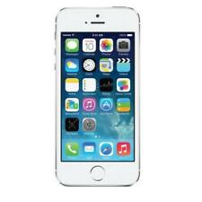 Straight Talk Apple iPhone 5S 16GB 4G LTE Prepaid Smartphone,Silver