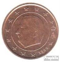 Belgien B 3 1999 Stgl./unzirkuliert 1999 Kursmünze 5 Cent