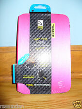 "Tucano ""MACRO"" hard folio case Samsung Galaxy Note 8.0"" Tablet -Fuschia/Pink NEW"