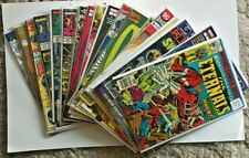 21 LOW GRADE COMICS, Captain America 360 X-Men 155 Oblivion Song 1 Eternals 14