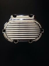 chrome harley 5 speed transmission clutch release cover softail dyna touring fxr