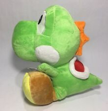 NEW RARE MARIO PARTY 5 Plush Doll YOSHI Hudson Soft 2003 JAPAN NWT