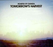 Tomorrow's Harvest Boards of Canada 0801061025724