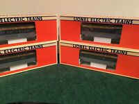 LIONEL 6-19153 CHESAPEAKE & OHIO 4 CAR ALUMINUM PASSENGER SET
