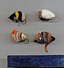 Carp Flies: Whopper Floating flies 30mm long x 20mm high x4 size4 hook(Code 240)