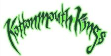 Kottonmouth Kings Embroidered Patch K002P Insane Clown Posse Coolio Sublime