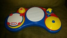 little tikes pop tunes big rocket eletric drum