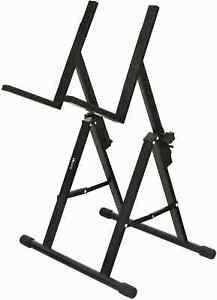 STAND ART Amp Stand Verstärker Ständer Combo Schwarz | Neu