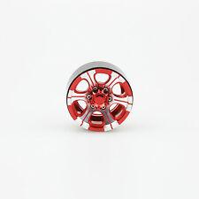 "ALIENTAC One 1.9"" Wide 1"" Alloy Beadlock Wheel Rim for 1/10 RC Model #032X1"