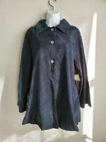 $98 NWT Bryn Walker Women's Black Ghent Jacket Size Medium