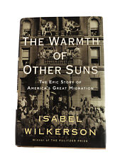 New ListingThe Warmth of Other Suns Isabel Wilkerson America Great Migration Hardcover Book