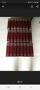 Brockhaus Enzyklopädie 24 Bände, 19. Auflage, 1986-1994
