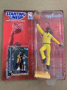 Kobe Bryant 1998 Starting Lineup With Card In Factory Box