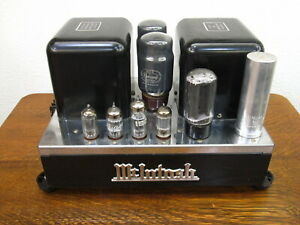 McIntosh 30 Watt Audio Tube Amplifier