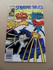 Strange Tales (vol 2) 1. Dr Strange / Cloak & Dagger . Marvel 1987 . VF - minus