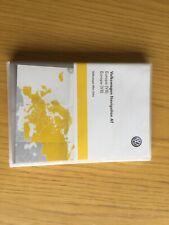 Vw Navigation Sd Card Europa (v8) At 5g0919866ac New Sealed