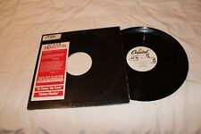"""Marillion 12"""" Promo Single with Sticker-HE KNOW, YOU KNOW(EDITED VERISON)/CHELSE"""