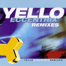 Yello CD Eccentrix Remixes - Europe (M/M)