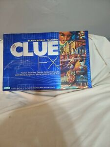 Clue Electronic Talking Board Game ***PARTS ONLY*** Read Description For Pieces