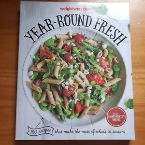 Year-Round Fresh Cookbook - Weight Watchers - Healthy - Kitchen - WW - Oprah
