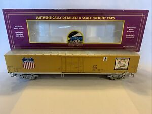MTH Premier 20-93129 Union Pacific 60' Mail Box Car #9345 O Gauge New