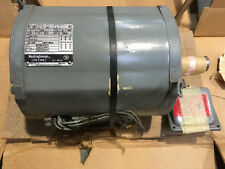 Westinghouse 05-3H6 SBDP-MKB 3 HP 3Ø Motor 230/460V 10.4/5.2A 1160 RPM