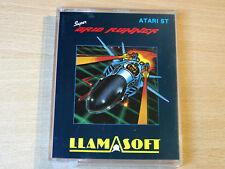 Atari ST - Super Grid Runner by Llamasoft