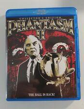 Phantasm II (Blu-ray Disc, 2013) OOP SCREAM SHOUT FACTORY Phantasm II