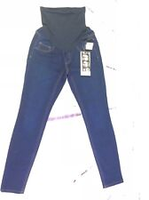 Jessica Simpson Secret Fit Belly Skinny Jegging Maternity Jeans Petite PXS XS